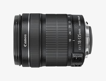 EF-S 18-135mm f/3.5-5.6 IS STM