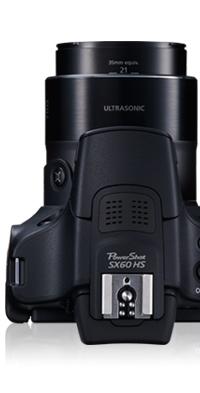 PowerShot SX60 HS_Detail image